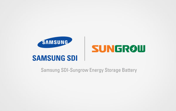 SAMSUNG SDI, SUNGROW - Samsung SDI-Sungrow Energy Storage Battery