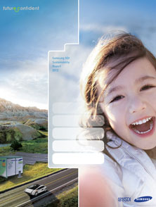 SAMSUNG SDI - sustainability report 2013