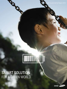 SAMSUNG SDI - sustainability report 2012