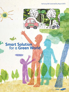 SAMSUNG SDI - sustainability report 2010