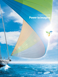SAMSUNG SDI - sustainability report 2008