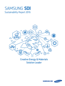 SAMSUNG SDI - sustainability report 2016
